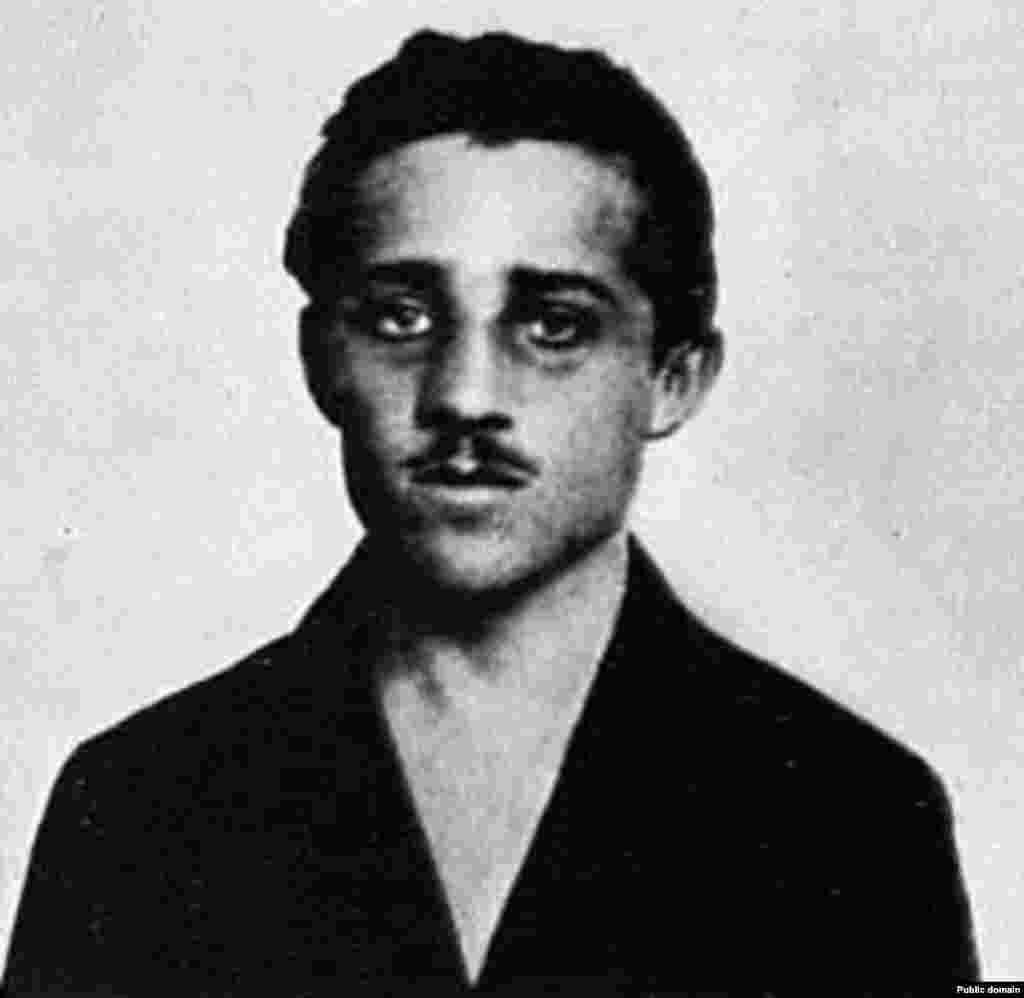Bosnian Serb Gavrilo Princip shot and killed Archduke Franz Ferdinand and his wife, Sophie with two shots from a Browning semiautomatic handgun. He was one of six pan-Yugoslav revolutionaries who lined the royal couple's route and were intent on killing them.