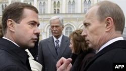 V. Putin bundan əvvəl 1999-cu ildə də baş nazir vəzifəsində çalışıb