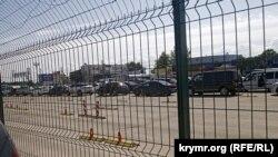 Керченская переправа, Порт Крым