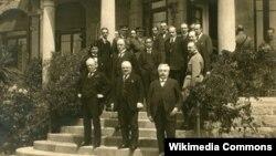 1922 год, Генуэзская конференция