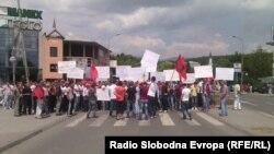 Shkup, 18 korrik 2014