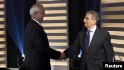 10 мая в Каире прошли телевизионные дебаты между претендентами на пост президента Египта.