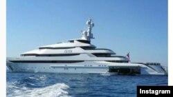 Яхта St. Princess Olga