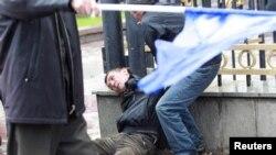 Бишкек, 7-апрелдеги кандуу акция