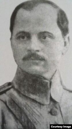 Zaharia Husărescu (Foto: Ion Țurcanu, Mihai Papuc, Basarabia în actul Marii Uniri de la 1918)