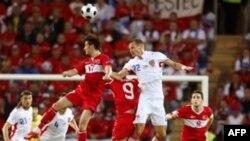 Türklər 2-0 hesabı ilə geridə olsalar da, sonradan hesabı öz xeyirlərinə dəyişə biliblər