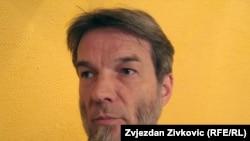 Željko Ivanković, sarajevski pisac