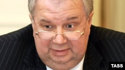 Russia's Ambassador to the United States Sergei Kislyak (file photo)