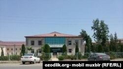 Больница в Шахриханском районе Андижанской области.