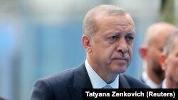 Түркия президенті Тайып Ердоған