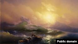 Картина Івана Айвазовського «Дев'ятий вал»