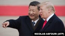 Xi Jinping və Donald Trump