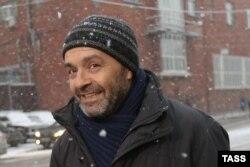 Виктор Шендерович после встречи со следователем