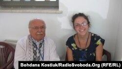 Ларрі та Христина Лацюки