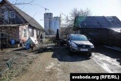 Дом Ігнатовічаў, вызначаны пад знос