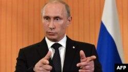 Presidenti i Rusisë (Arkiv)