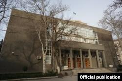Arxiv foto: Mərkəzi Bankın Bülbülədəki filialı