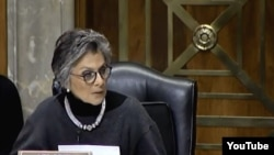 Senatorja Barbara Boxer