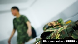 Курсанты Национального военного лицея. Иллюстративное фото.