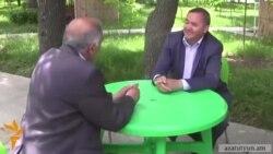 Գյուղական համայնքներում նախընտրական մրցակցությունը ձևական է․ Արմեն Մարտիրոսյան