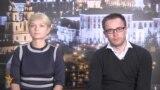 Пустая заля суду аб сьмерці Коржыча