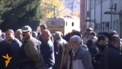 У Грузії страйкують працівники залізниці