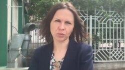 Адвокат Оксана Садчикова - о том, как детей увезли из Эстонии в Дагестан