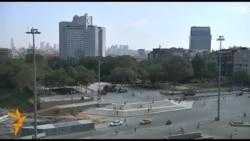 Истанбулда Гези парки қайта очилди