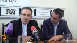 Հայաստանի կառավարությունը մտածում է իրանական գազ տարանցել երրորդ երկրներ