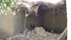 زلزله: د مومندو په پنډیالۍ کې کورونه زیانمن شوي