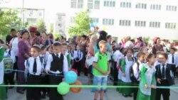 Aşgabat: Okuw ýyly toý-dabara bilen başlandy