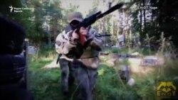 Српски тинејџери на обука во руски воен камп