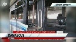 انفجار در دمشق دستکم ۲۵ کشته برجای گذاشت