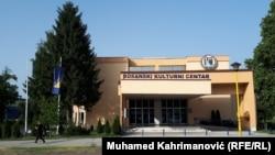 Zgrada Bosanskog kulturnog centra u Tuzli gdje je smješten Američki univerzitet u BiH