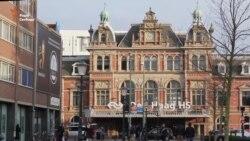 Студент з Нідерландів навчається в Києві і розмовляє українською (відео)