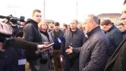 «За жизнь без мусора»: в Симферополе вышли на акцию протеста (видео)
