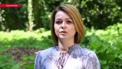 Юлия Скрипаль впервые поговорила с прессой после выхода из больницы