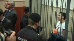 Украинская летчица Савченко намерена продолжать голодовку
