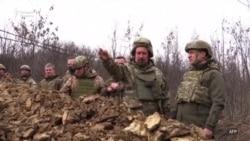 Россия Украина билан чегарадош ҳудудларга қўшин тўплай бошлади