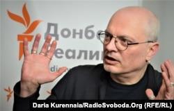 Олексій Ковжун, медіаексперт, політтехнолог