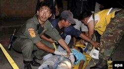 اکثر بمب ها در مکان هايی چون مراکز شب نشينی و بارها کار گذاشته شده بودند که از نظر شورشيان مسلمان مراکز فساد هستند.