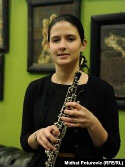 """Megan Robbins, oboistica kvinteta """"Per Sempre"""""""