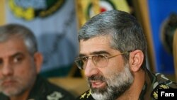 Iran's Army Air Defense chief, Brigadier General Ahmad Mighani