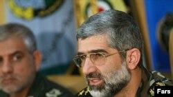 سرتیپ خلبان احمد میقانی، فرمانده قرارگاه پدافند هوایی ایران