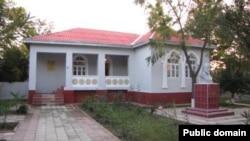 Həsən bəy Zərdabinin Zərdabdakı evi.