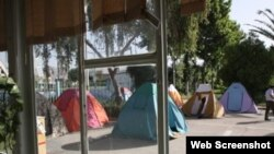 کارگران کارخانجات مخابرات راه دور ایران حداقل برای پنج سال است که در پی دریافت بدهیهای معوقه خود هستند