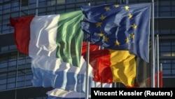Zastave EU i zemalja članica