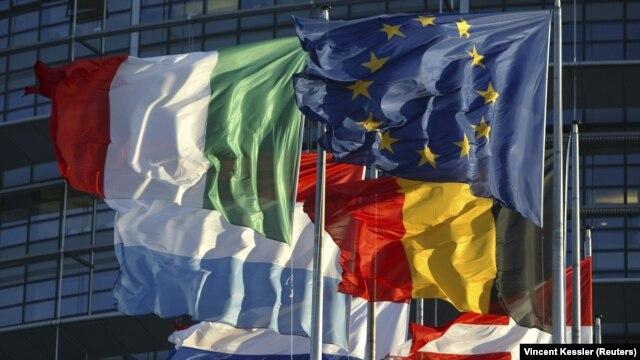 Zastave zemalja članica Evropske unije