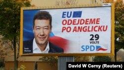 Afirș electoral al liderului Partidului Libertății și Democrației Directe, Tomio Okamura