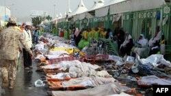 در مهرماه سال ۹۴ در جریان برگزاری مراسم حج، دستکم ۷۷۰ زایر از جمله در حادثه منا، کشته شدند